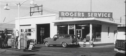 Rogers service, Pekin Illinois